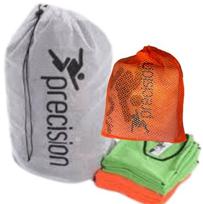 MESH BIB WASH OR CARRY BAG - WHITE