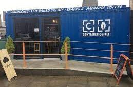 New Club Storage Unit/Coffee Doc Located in Kilbride
